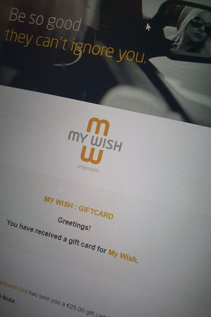 Picture of €25 Virtual Gift Card