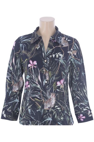 Picture of Blouse -  K-design - R156  - P948