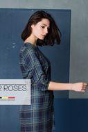 Jurk - Four Roses - 3520 RG - 011