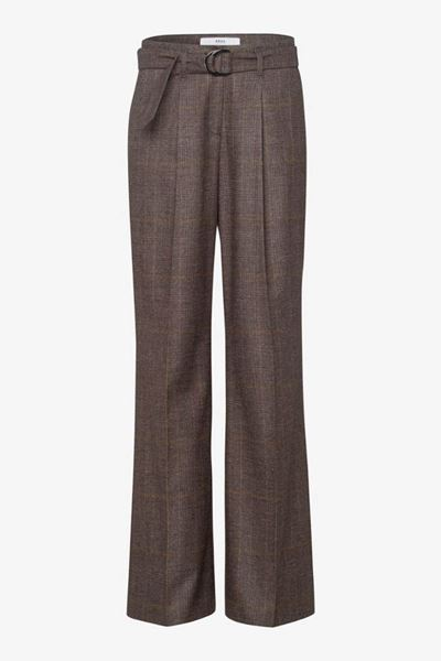 Broek - Brax - Maine - walnut
