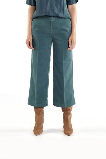 Broek - Thelma&Louise - Wicker - dark green