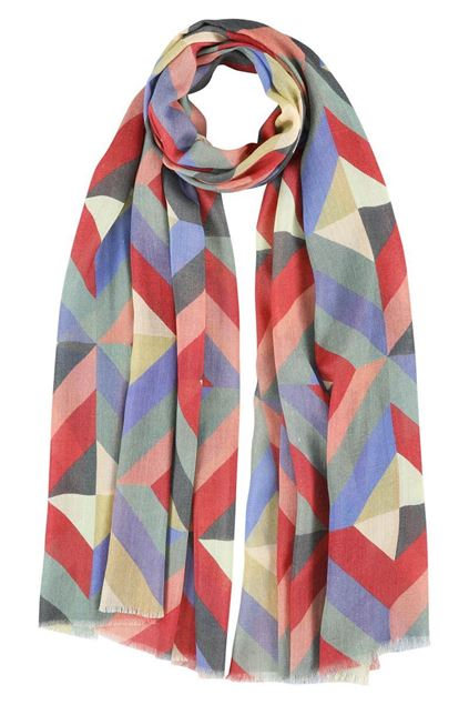 Sjaal - Thelma&Louise - scarf 01 - multi color