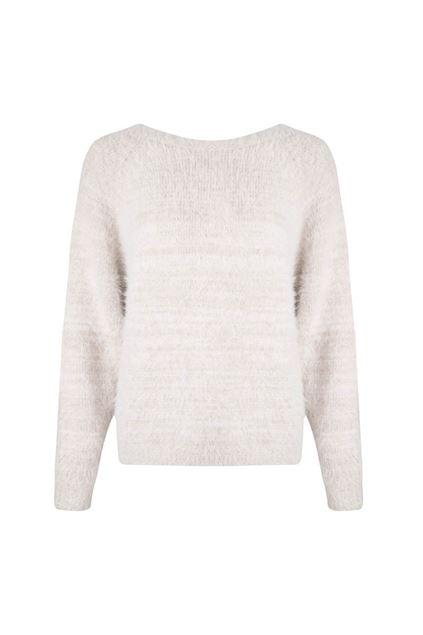 Sweater  - Josh V -  Savanna  Whiper white