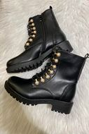 Boots - Selected by My Wish - Black - 8327