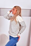 Top - Vila - Viedie - stripes