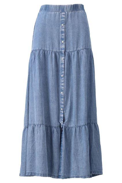 Rok - K-design - S902 - Blue jeans