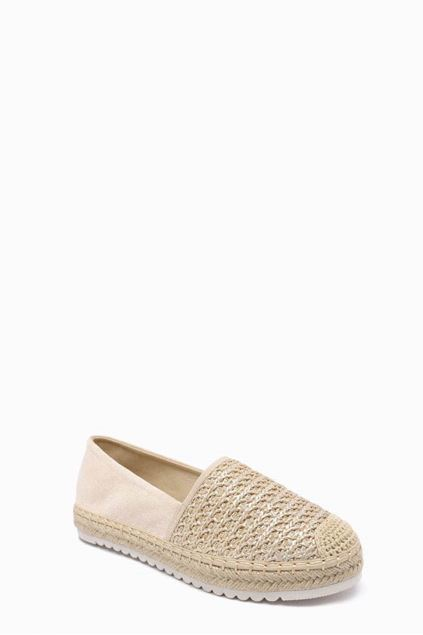 Espadrilles - Selected by My Wish - 9003-129 - Goud