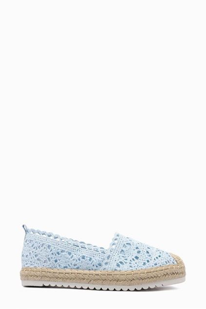 Espadrilles - Selected by My Wish - 9003-125 - Licht blauw