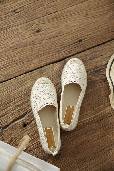 Espadrilles - Selected by My Wish - 9003-125 - Beige