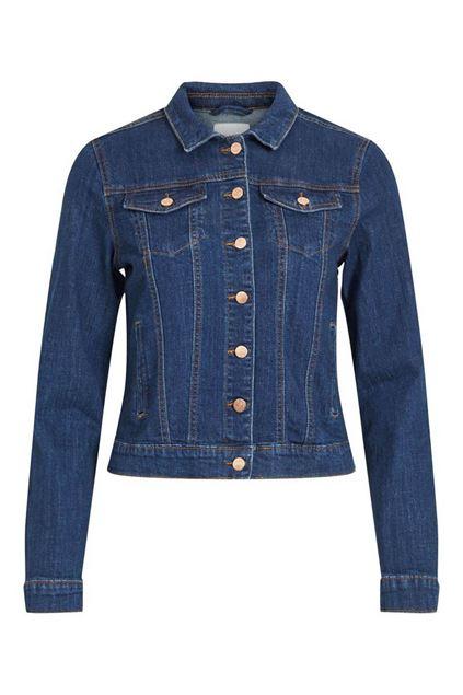 Jacket - Vila - Vishow - denim