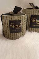 Kaars - Victoria with love - Outdoor green - Medium