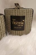 Kaars - Victoria with love - Outdoor green - Small