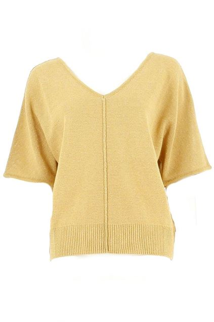 Pull - Signe Nature - 84115 - ocre