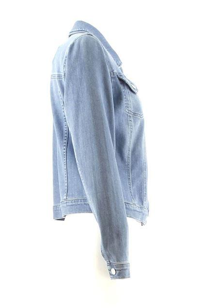 Vest - Signe Nature - 91112 - jeans