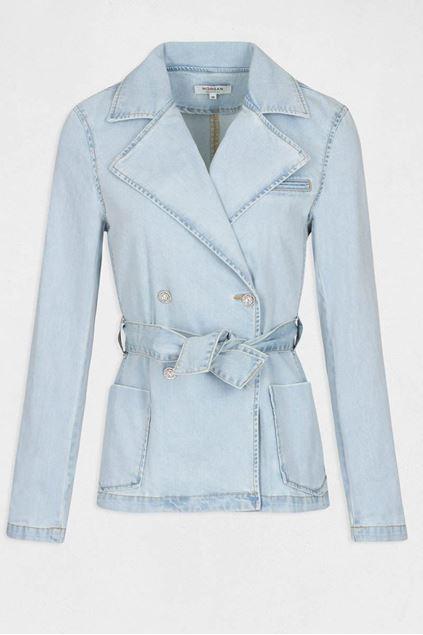 Vest - Morgan - Vjeans - Jean bleached