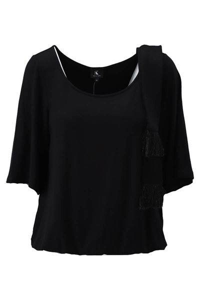 Blouse - K-design - S931 - Black