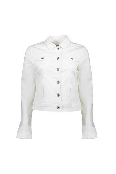 Geisha - jacket - 15008-10 - white denim