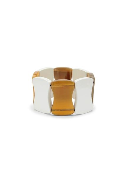 Armband - Les Cordes - VY37 - wit