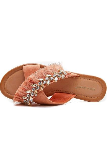 Schoenen - Selected by My Wish - 6687  - Peach