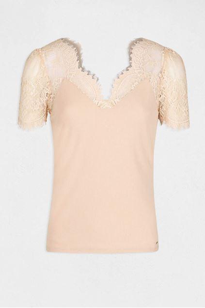 T-shirt - Morgan - Denata - Ballerine