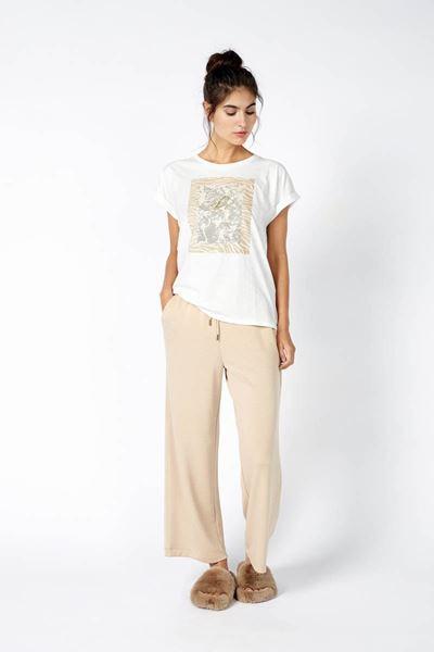 T-shirt - Soyaconcept - Babette FP24 - offwhite