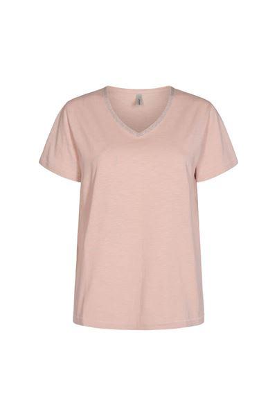 T-shirt - Soyaconcept - Babette 13 - rose