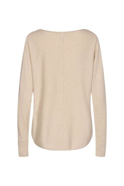Pull - Soyaconcept - Dollie 620 - cream