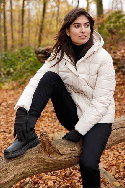Jacket - Soyaconcept - Nina 14 - cream