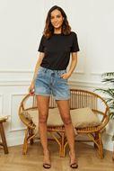 Short - R.display - D1418 - Jeans