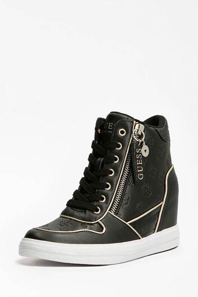 Sneakers - Guess - FL7NNG - BLKBL