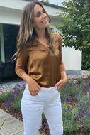 T-shirt - Soyaconcept - Thilde 36 - caramel