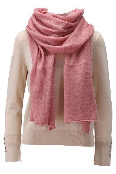 Sjaal - K-design - T519 - blush