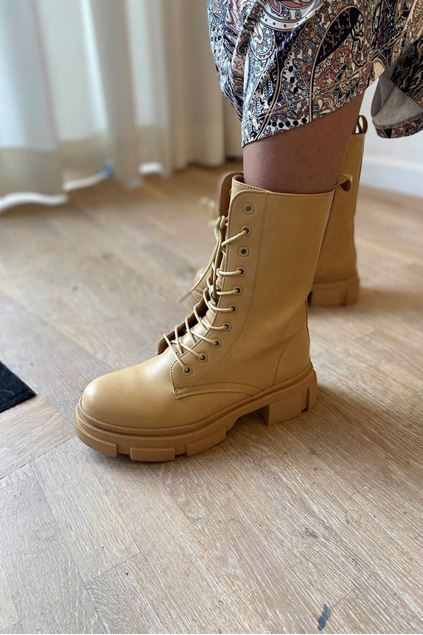 Boots - Selected by My Wish - U9AX23936-1 - Camel