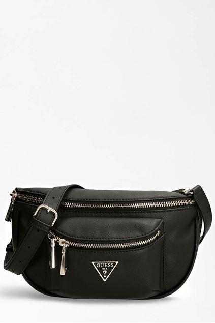 Handtas - Guess - Manhattan belt bag - BLA