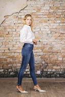 Afbeelding van Broek -  Toxik -  H2523 - Jeans